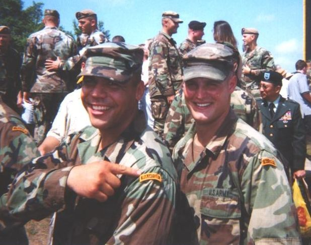 Ranger School graduation May 9, 2003